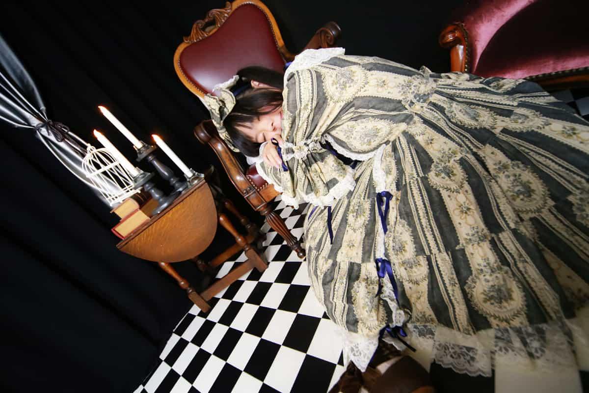 ロリータ ファッション Lolita fashion ふぃすさん