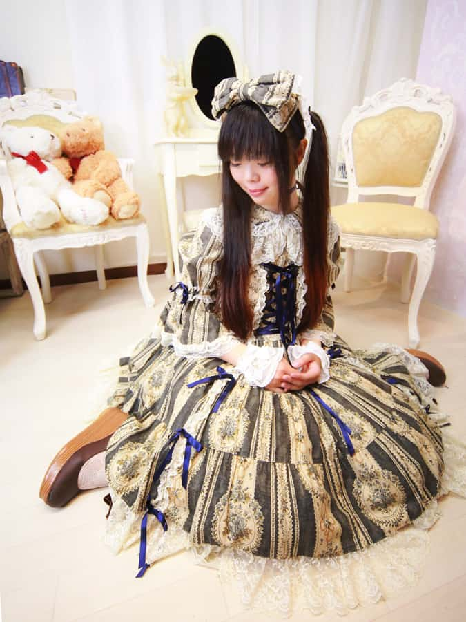 Kawaii LOLITA FASHION PHOTOS fis (2)
