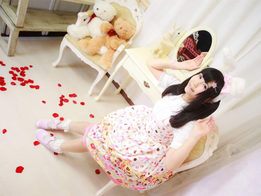 Lovely LOLITA FASHION PHOTOS humi (1)