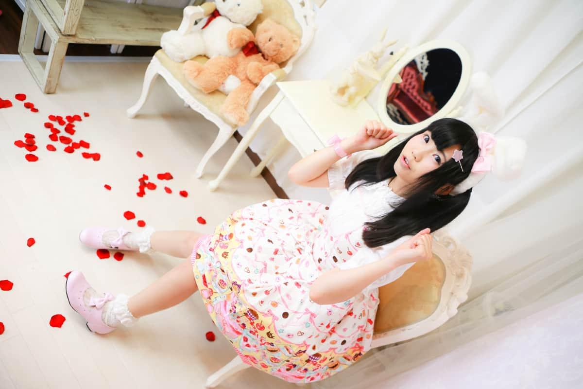 Lovely LOLITA FASHION PHOTOS humi (2)