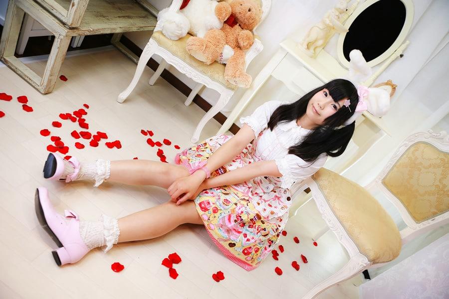 Lovely LOLITA FASHION PHOTOS humi (6)