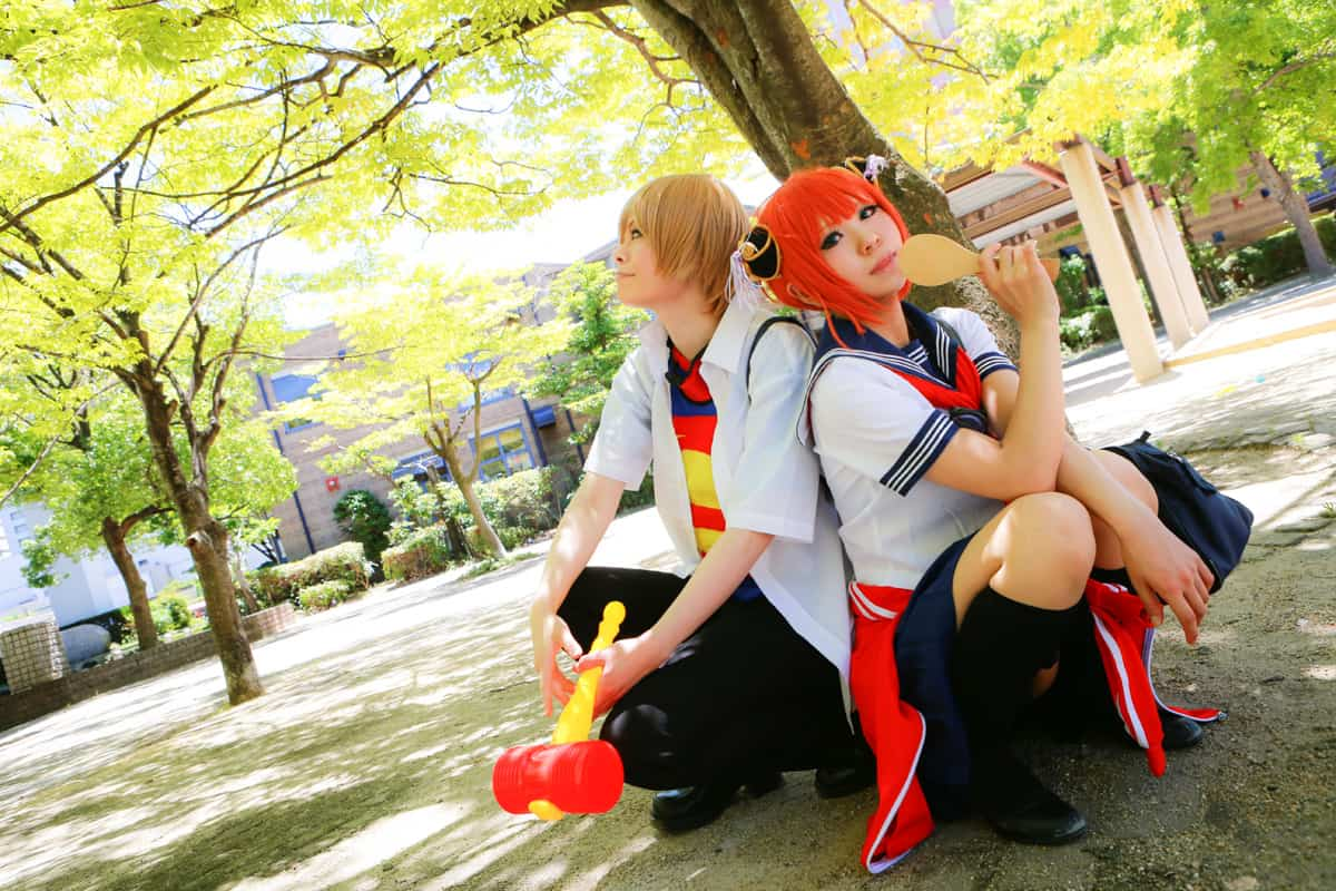 gintama cosplay kobe japan (3)