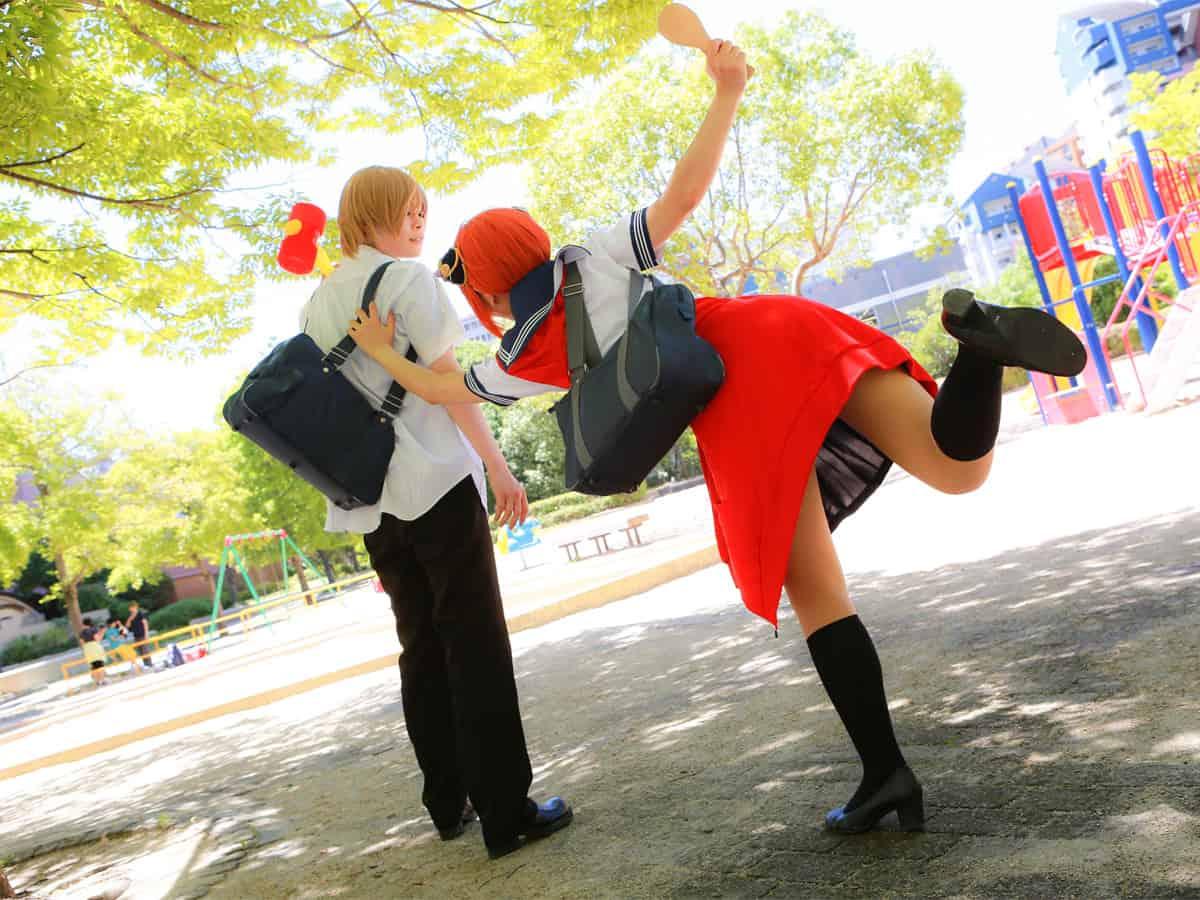 gintama cosplay kobe japan (4)