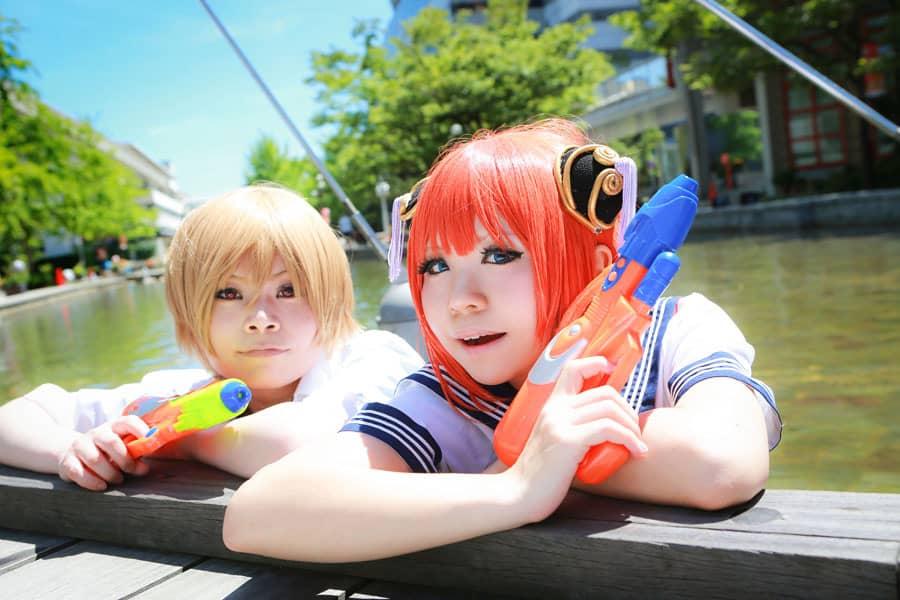 gintama cosplay kobe japan (5)