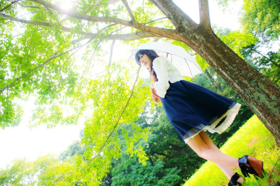 女性ポートレート Lovely Portrait Photos 綾さん